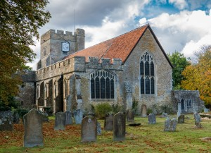 Headcorn Church-1