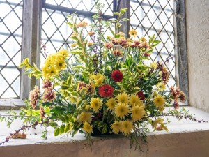 Headcorn Church Harvest Flowers-10