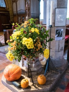 Headcorn Church Harvest Flowers-5