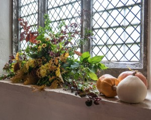 Headcorn Church Harvest Flowers-6