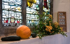 Headcorn Church Harvest Flowers-8