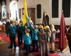 Headcorn Church Harvest Service-2