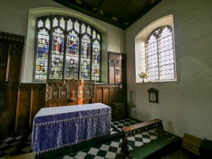 Headcorn Church Interior
