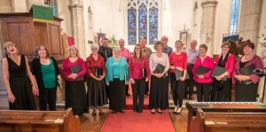 Sutton Valence Choral Performance on 13-06-2015